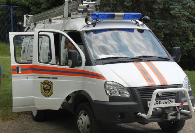 Спасатели Ставропольского края приведены в режим повышенной готовности