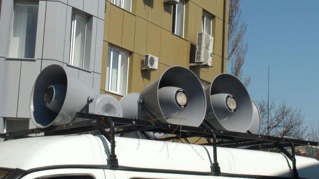 Сегодня на Ставрополье для проверки включат сирены