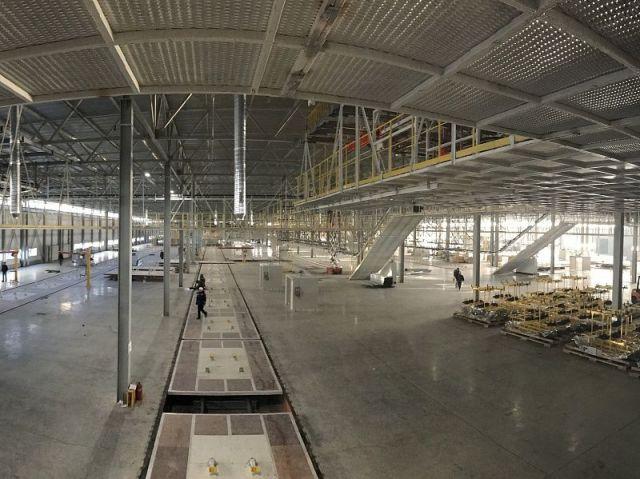 Автомобильный завод откроется в Ставропольском крае в 2017 году