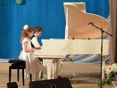 В детской музыкальной школе № 1 прошли праздничные концерты