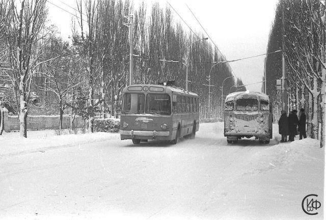 Ставропольцам напомнили, как работала троллейбусная система в крае в 20-м веке