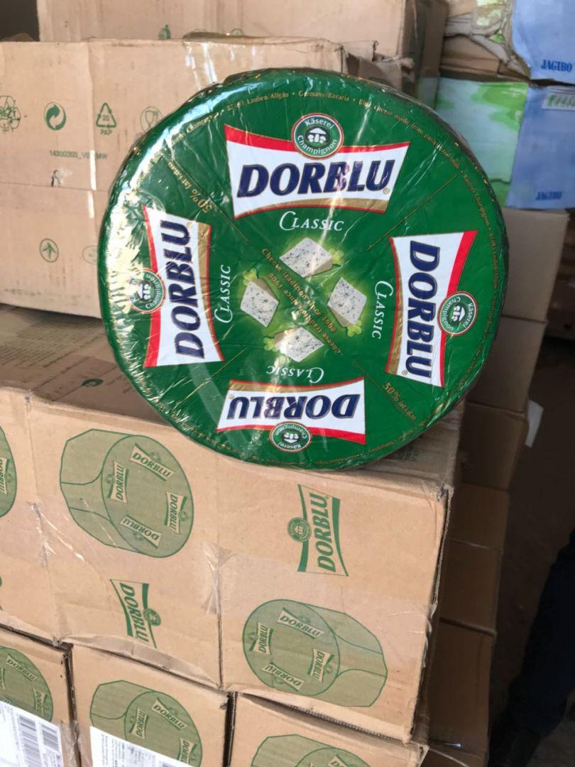 В Пятигорске изъяли 138 килограммов санкционного сыра