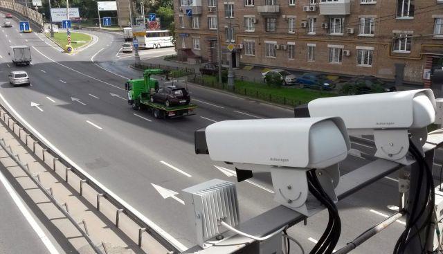 Спикер Совета Федерации Валентина Матвиенко призвала не вешать дорожные камеры «на каждом столбе»