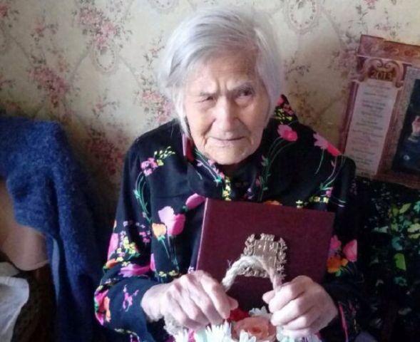 Вторую сотню лет разменяла долгожительница из Ставрополя