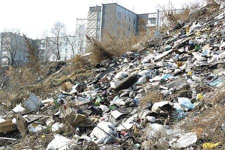 Приступил к работе штаб по санитарной очистке города