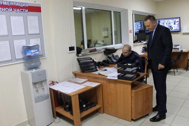 В Ессентуках проверили работу дежурной части отдела полиции