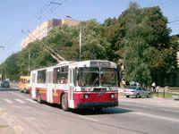 Объем троллейбусных перевозок в Ставрополе снизился вдвое
