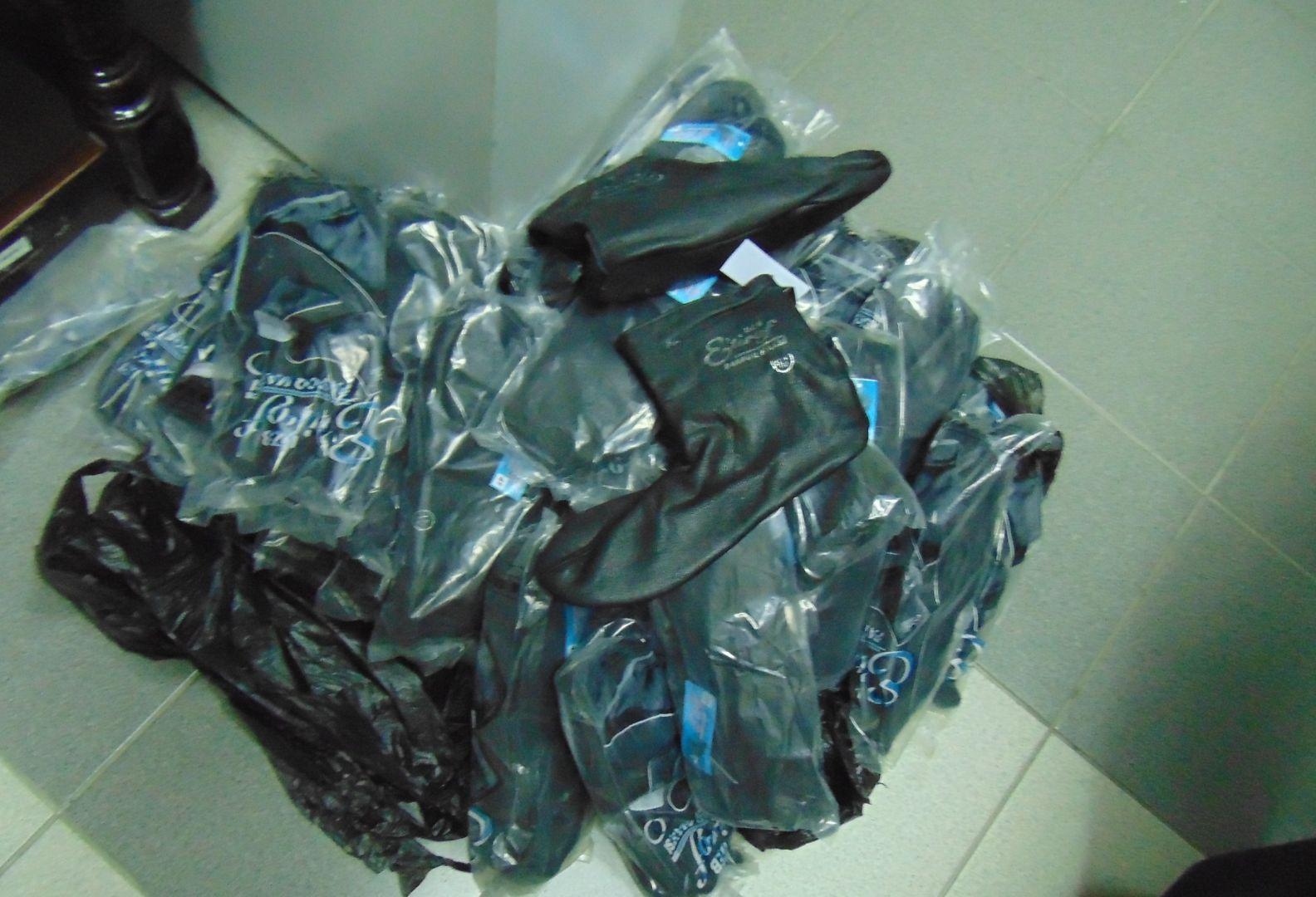 16 килограммов национальных носков «масхи» изъяли на Минераловодской таможне