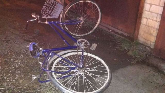 В Минеральных Водах под колёсами автомобиля погиб велосипедист