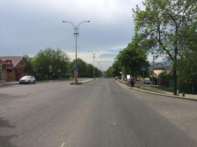 В Пятигорске водитель легковушки сбил школьницу