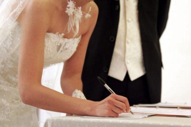 В Ставропольском крае выросло число заключённых браков