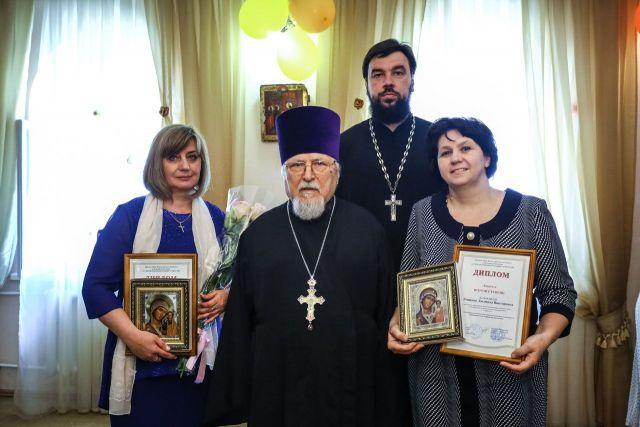 Ставропольские работники образования награждены за нравственный подвиг