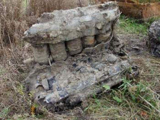В Тверской области нашли останки ставропольского лётчика