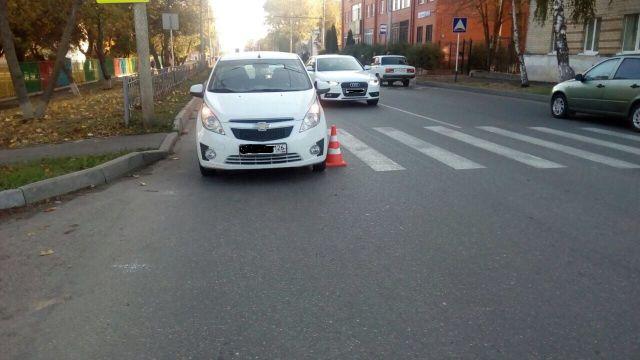 В Ставрополе водитель легковушки сбил 10-летнего мальчика