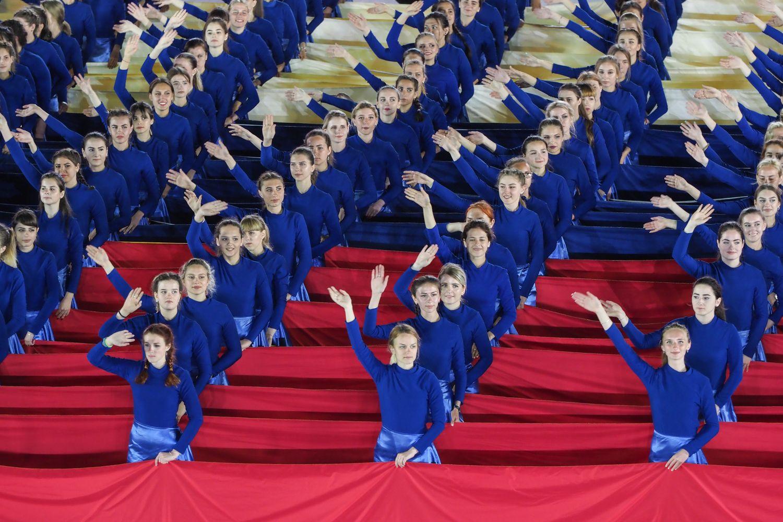 В Ставрополе открылась «Студенческая весна»
