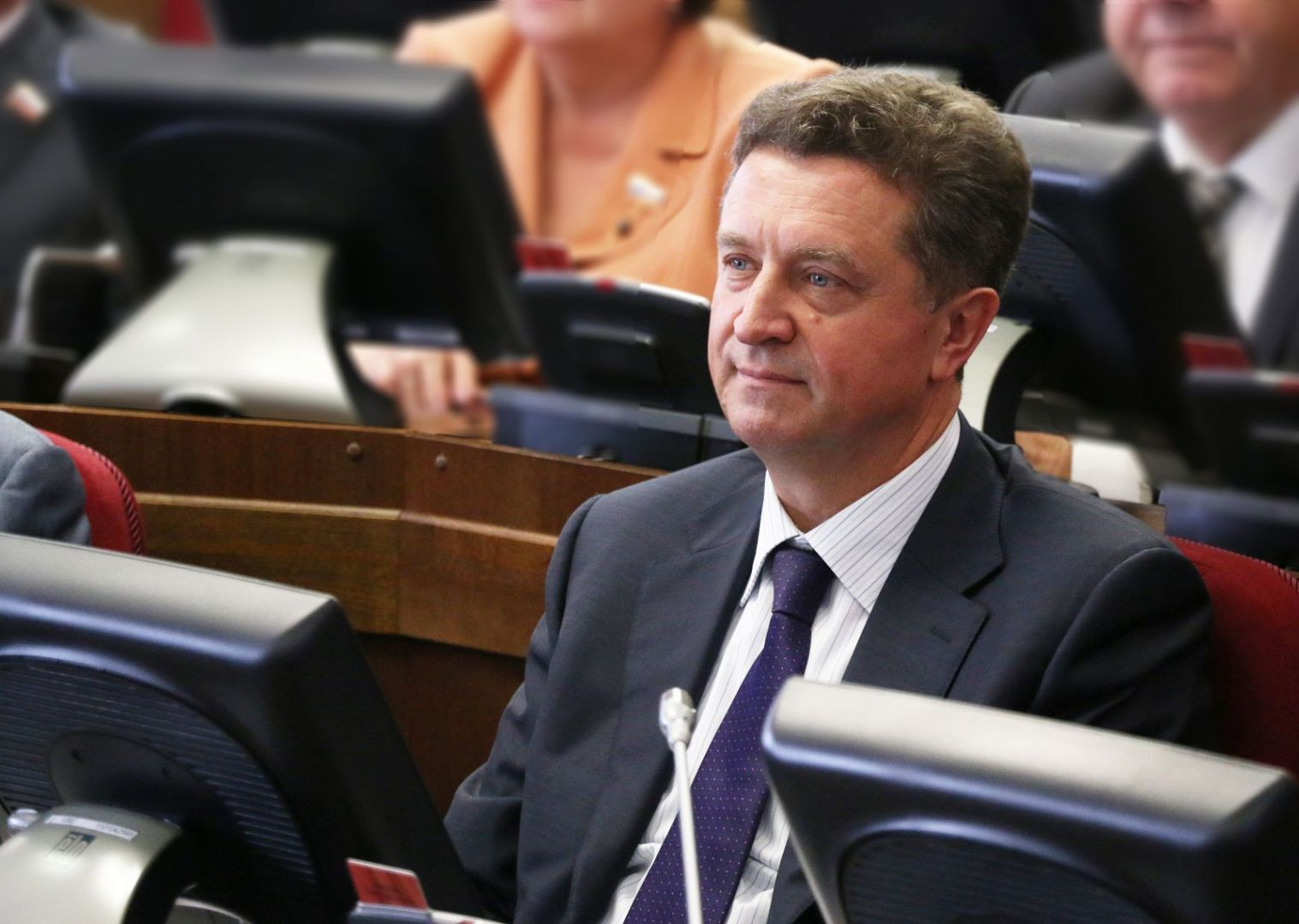 Новым сенатором отСтаврополья стал экс-губернатор региона