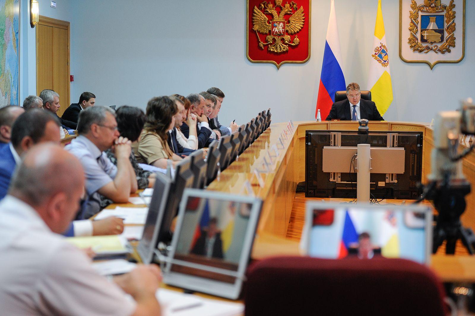 Малые города Ставрополья получат пятилетнюю программу благоустройства