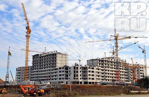 В соответствии с Генпланом развития в городе построят 6,5 млн. метров жилья