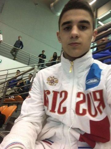 Ставропольский дзюдоист стал бронзовым призёром Кубка Европы