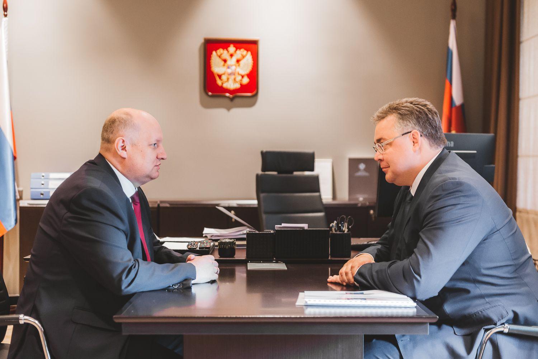 Ставрополье получит в свой бюджет 500 миллионов рублей на воплощение инвестпроектов