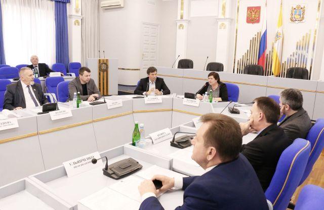 Депутаты обсудили вопросы, связанные с погребением и похоронным делом на Ставрополье