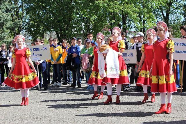 На Ставрополье прошёл слёт учебно-производственных бригад