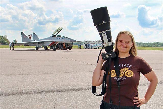 Снимать уникальное шоу на Ставрополье приедет известный авиационный фотограф России