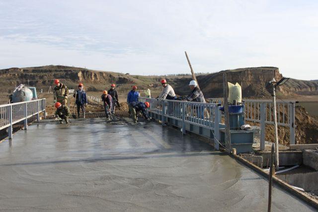 Полмиллиарда рублей вложили в реконструкцию Отказненского водохранилища на Ставрополье