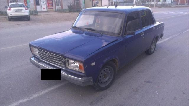 На Ставрополье водитель сбил 8-летнего школьника на пешеходном переходе