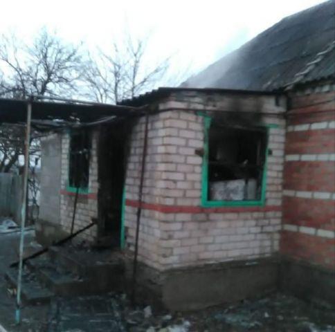 Ставрополец погиб при пожаре в частном доме