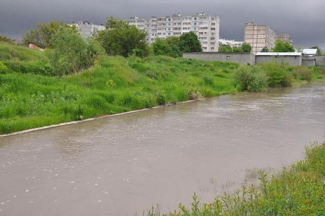 Уровень воды в Бугунте и Подкумке значительно снизился