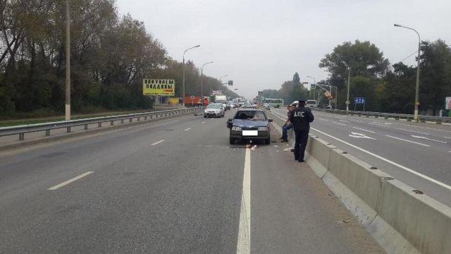 На Ставрополье водитель легковушки сбил насмерть пожилого мужчину