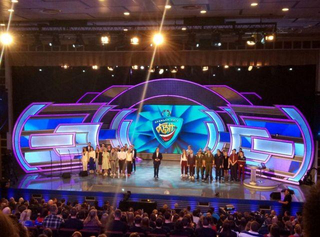 Ставропольская команда «Михаил Дудикофф» вышла в четвертьфинал премьер-лиги КВН