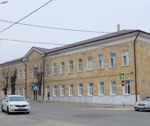 Школа №4 Ставрополя отметила 170-летний юбилей