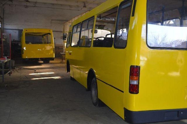 На Ставрополье водителя автопредприятия зажало между двумя автобусами