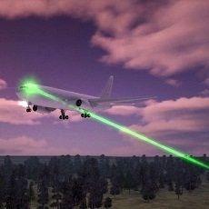 В Минводах пилотов самолета пытались ослепить хулиганы