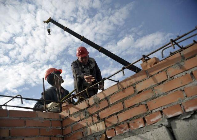 На Ставрополье три многоквартирных дома для переселенцев были сданы с нарушениями
