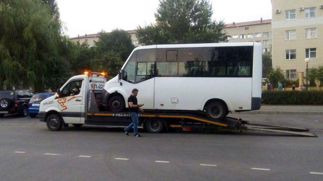 В Ставрополе прекращена работа автобусов по четырём маршрутам