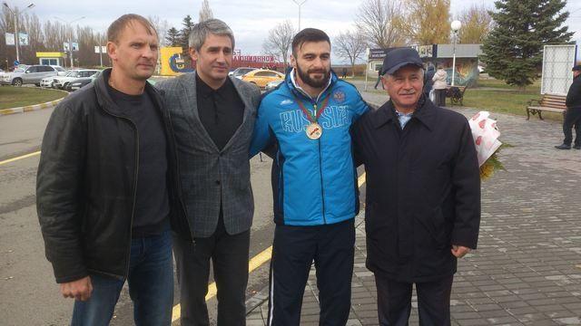 Азамат Сидаков: «Я не подвел Ставропольский край»