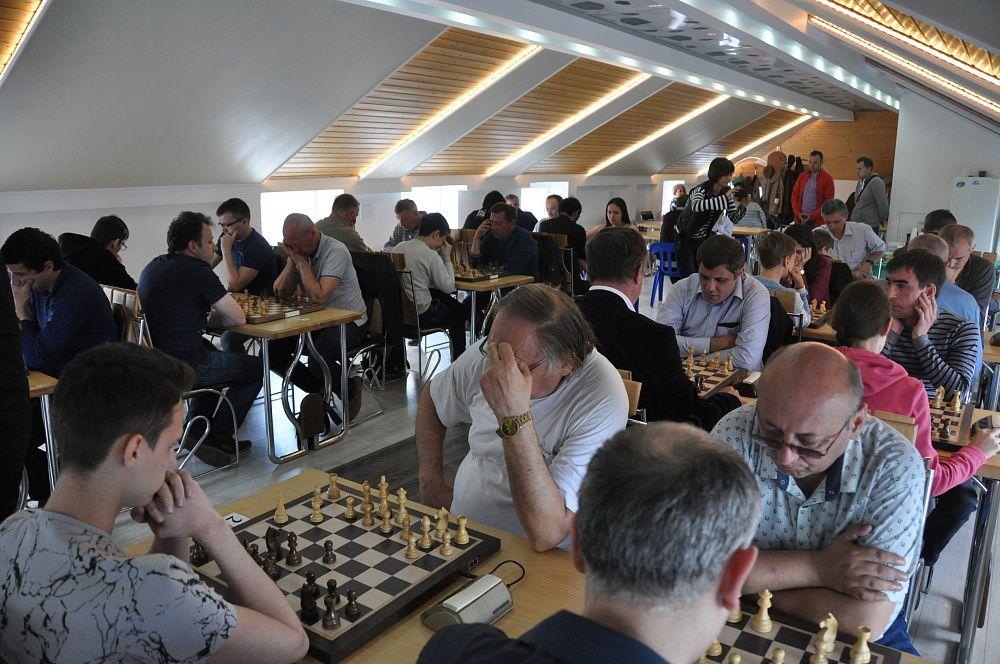 В Ставрополе разыграли кубок по быстрым шахматам