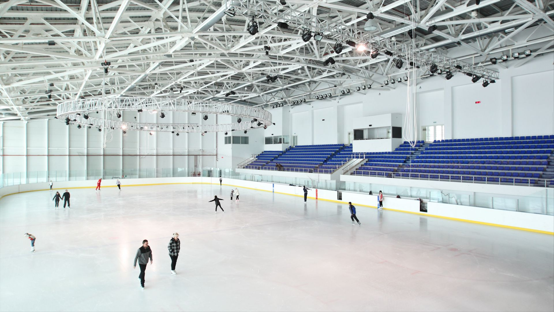 Строительство ледового замка вСтаврополе начнется в 2017-ом