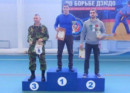 На Ставрополье прошли соревнования по самозащите среди сотрудников полиции