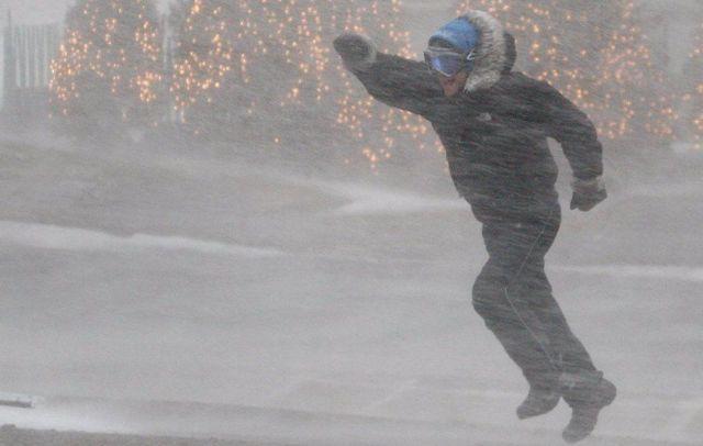 Сильный ветер, гололёд и туман ожидаются на Ставрополье 12 января