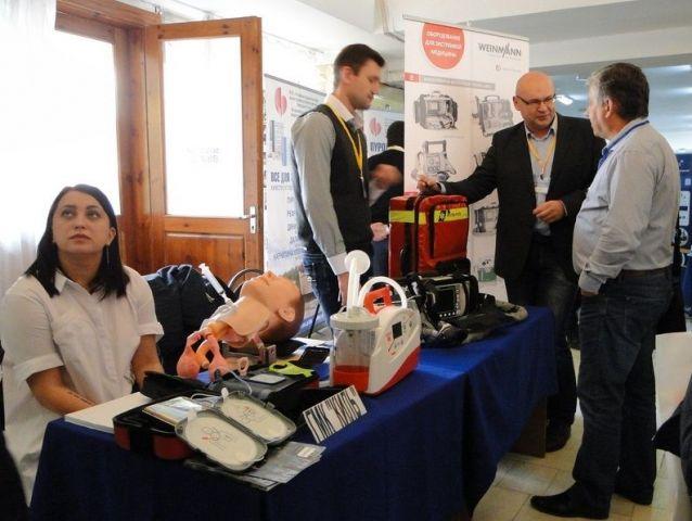 На Ставрополье проходит всероссийский форум специалистов первой медицинской помощи
