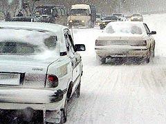 На въезде в Ставрополь ограничено движение транспорта