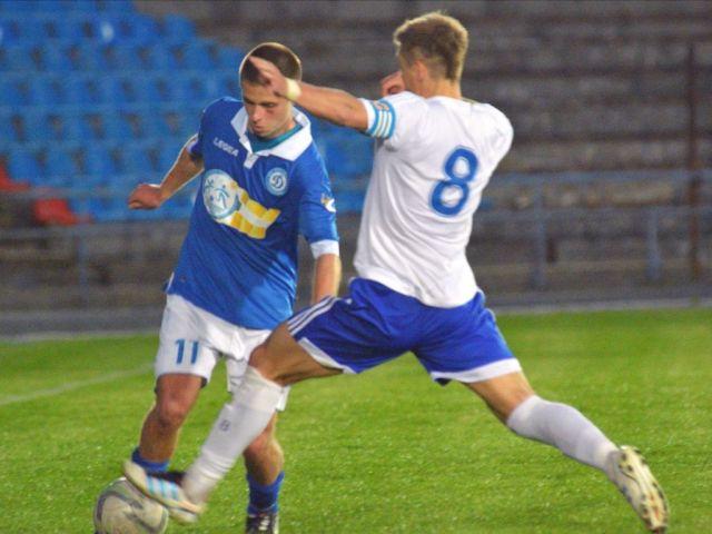 Ставропольские футболисты не смогли обыграть фаворитов соревнований