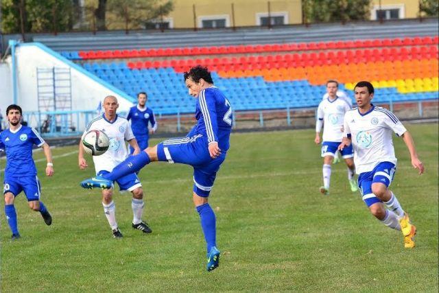 По итогам года ставропольские футболисты занимают седьмое место в турнирной таблице