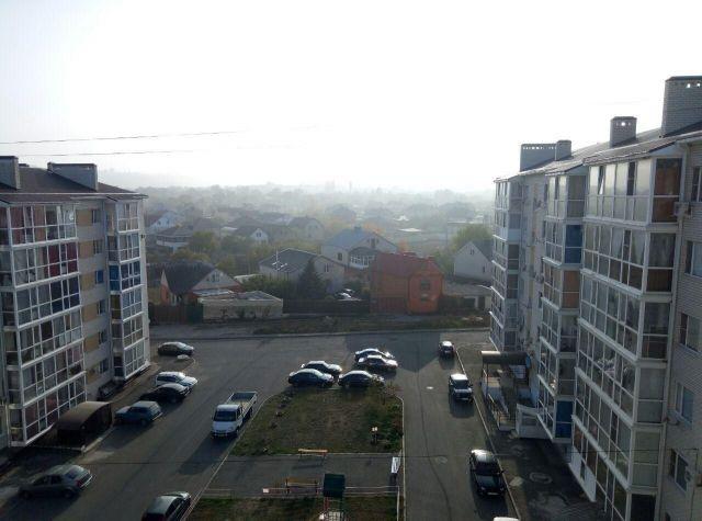 Здоровью горожан дымка над Ставрополем не угрожает
