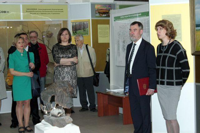 Выставка «Заповедные миры Ставрополья» открылась в краевой столице