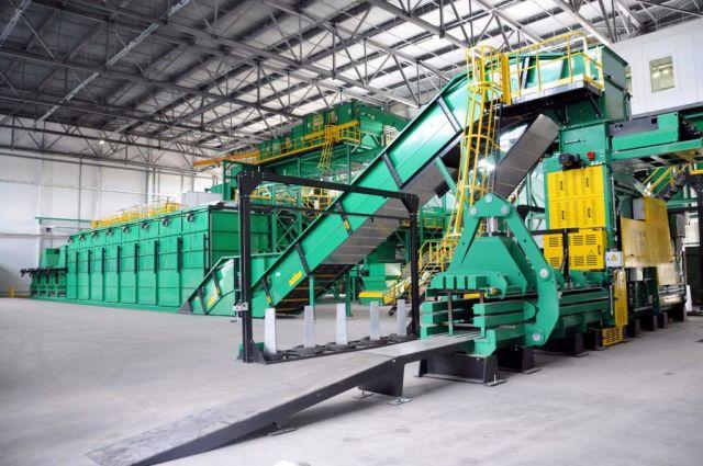 Ставрополье наращивает мощности по сортировке мусора